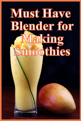 Blender for Making Smoothies