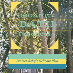 Organic Bath Products for Baby